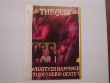 The Cult Vintage Memorabilia Rare