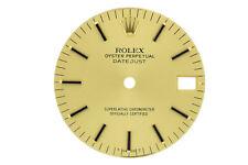 ROLEX Date 6827 Midsize Golden Swiss T Watch Dial Diameter 23.7 mm (ZB144)