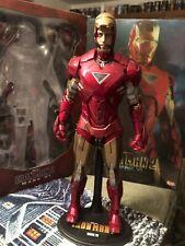 Hot Toys 1/6 Scale Iron Man 2 Mark 6 MK VI MMS132 Marvel