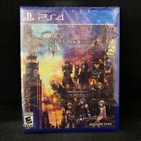 Kingdom Hearts III (3) (Sony PS4 / PlayStation 4) BRAND NEW / Region Free