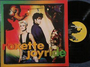 ROXETTE Joyride / LP 1991 EMI SVENSKA AB 1C 068-7960481