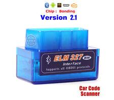 ELM327 Bluetooth ODB2 OBDII Car Diagnostic Scanner Code Reader for Android Torqu