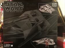 Star Wars Black Series Snow speeder Lot.