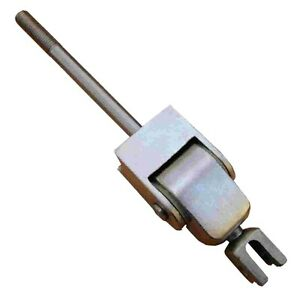 Schaukelgelenk für Rundbalken M12x200mm Schaukel Zubehör für Kettenmontage