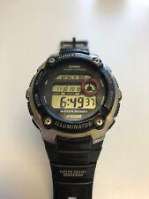Working Men's Black Casio WV-200A Wave Ceptor Watch AD