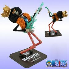 "New ! One Piece Zero Brook New World 15cm/6"" PVC Figure No Box"