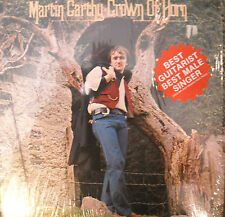 LP MARTIN CARTHY--CROWN OF HORN  ROUNDER PRESS IN SHRINK
