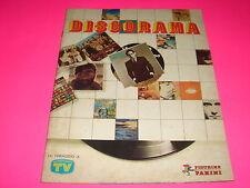 Album figurine DISCORAMA Panini 1981 quasi COMPLETO ottimo