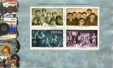 Ireland Legendary Showbands min sheet fine used