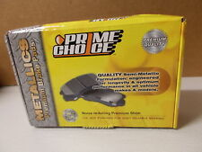Prime Choice Premium Brake Pads SMK847