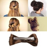 Big Bow Ties Wig Girl's Wig Hairpin Hairpin Bow Ties Wig Hairpin Hair Clips