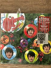 "THE MONKEES - CHRISTMAS PARTY PLUS - 2 X 7"" SINGLES / RED / GREEN VINYL rare"