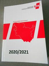 GEW Lehrerkalender 2020/2021  Schleswig-Holstein   aktuelle Ausgabe   NEU!!!