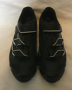 NWOB Northwave Touring 3S Cycling Shoes, Size 40 (EU), Size 7.5 (US), Black
