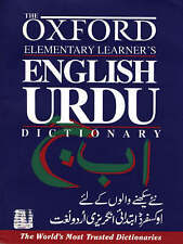OXFORD ELEMENTARY LEARNER'S ENGLISH URDU DICTIONARY., Crawley, Angela., Used; Ve