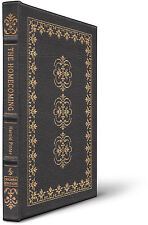 The Homecoming - Signed by Harold Pinter - Nobel Prize - Easton Leatherbound