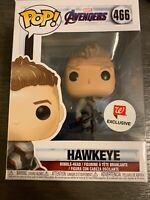 HAWKEYE marvel avengers walgreens exclusive funko pop #466