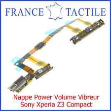 Nappe Power Volume Micro Vibreur ON OFF pour SONY XPERIA Z3 Compact D5803 D5833