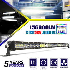 CoLight 30 Inch Combo Beam SLIM LED Light Bar Spot Flood Lamp Offroad UTV 32""