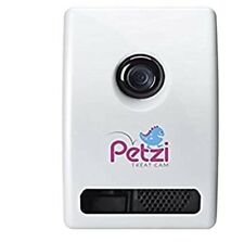 Petzi Treat Cam Wifi Pet Camera Treat Depsenser