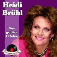 HEIDI BRÜHL - SCHLAGERJUWELEN-IHRE GROßEN ERFOLGE  CD NEU