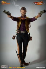 WOLFKING 1/6 WK89010A Western Story Redhead Danny Figure Toy