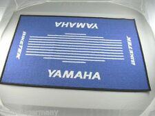 Yamaha Türmatte Fussmatte Schmutzmatte Fussmatte Teppich door-mat Motorrad