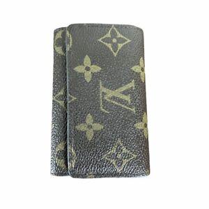 Vintage Louis Vuitton 6 Key Bifold Wallet