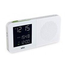 Braun Uhren Bnc010 Funkwecker mit Radio