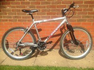 Saracen Hard Trax mens mountain bike
