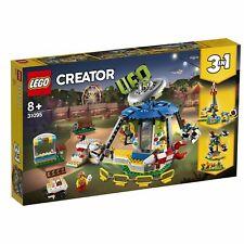 """LEGO® Creator 31095 """"Jahrmarktkarussell"""" 3in1 Modell Lernen Kreativität NEU/OVP!"""
