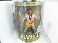 """Vintage+Rare"" Elvis Presley Teen Doll ""The Sun Never Sets On A Legend"" Doll"