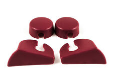 82-92 Camaro/Firebird Rear Hatch Strut Cover Trim Kit Red New Reproduction