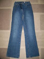Street One Damen-Bootcut-Jeans aus Denim mit niedriger Bundhöhe (en)