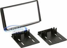 Scosche KA2091B Double DIN Installation Dash Kit for 2007-10 Kia Rondo/Spectra 5