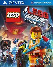 Lego - The Movie Videogame PSV Playstation Vita Psvita Neuf + EMBALLAGE ORIGINAL