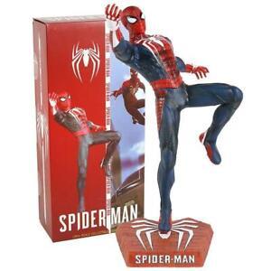 "Spider-Man Advanced Suit Marvel 1:6 Scale Crazy Toys 12"" Statue Figure"