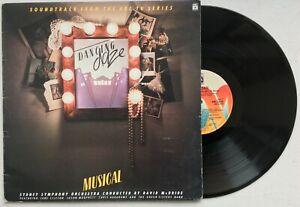 SYDNEY SYMPHONY ORCH/DAVID MCBRIDE Dancing Daze - Musical 1986 OZ ABC VG++/VG++