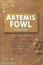 Artemis FOWL / Eoin COLFER // Fantasy // Mythe et modernité // Magie et polar