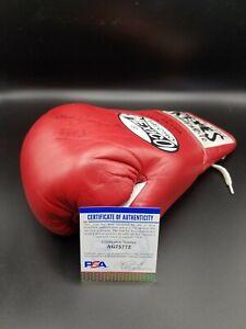 Antonio Margarito Glove signed Cleto Reyes Fight Worn vs Andrew Lewis PSA/DNA