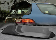 EPR Rear Duckbill Spoiler Wing For Honda 92-95 EG Civic Spon Style Carbon Fiber
