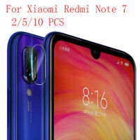 2/5/10X Tempered Glass Film Camera Lens Protector Screen for Xiaomi Redmi Note7