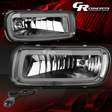 SMOKED LENS FOG LIGHT LAMP+SWITCH LH+RH FOR 04-06 FORD F150 2006 LINCOLN MARK LT