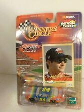 Sale #24 Jeff Gordon Dupont Daytona 500 Speedweeks 1999 1998 Winners Circle 1/64