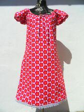 Retro-Damenkleider aus Baumwolle