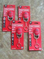 Craftsman LED Keychain Bottle Opener  **Christmas Stocking Stuffer !!!** 4 PacK