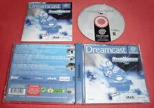 Dreamcast Sno Cross Championship Racing Snocross [PAL (Fr)] Sega Console *JRF*