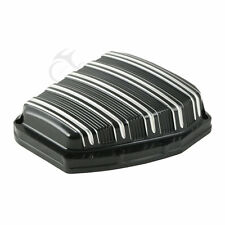 CNC 10 Gauge Cam Cover Black For Harley 2001-2017 Twin Cam Models Touring Dyna