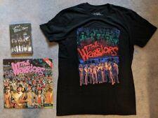 The Warriors Lot DVD Laserdisc Fright Rags T-Shirt Midnight Madness Classic Cult