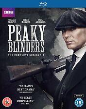 Peaky Blinders Series 1-4 Boxset  [Blu-ray]